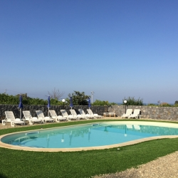 Casa Vacanze Suite Panoramica Con Uso Piscina